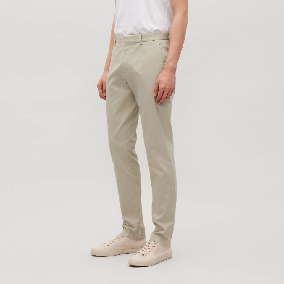 best mens chinos - COS Stretch Cotton Chino