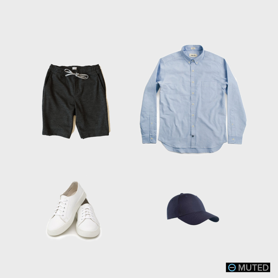 Best Men's Oxford Outfit #1
