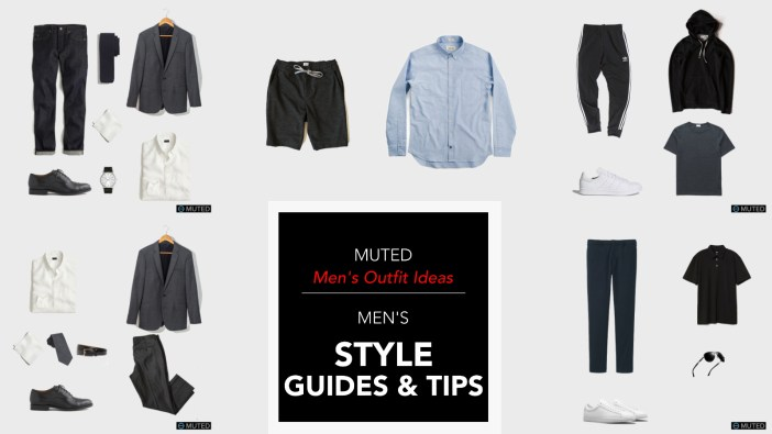 5 Of The Best Men's Outfit Ideas Every Guy Should Own