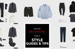 5 of the best mens outfit ideas every guy should own