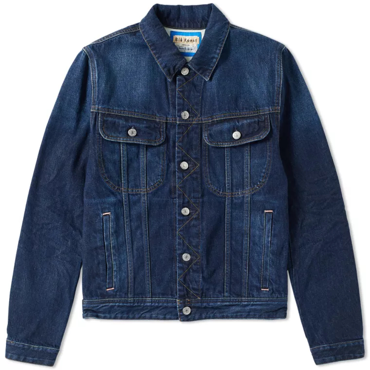 Acne Studios Tent Denim Jacket