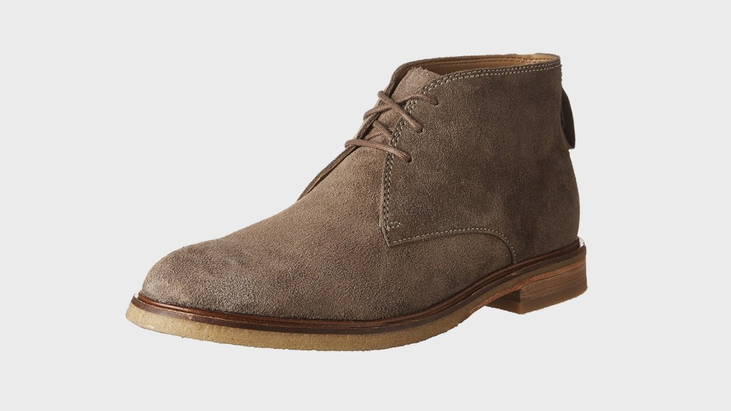 Chukkas: Men's Spring Fashion