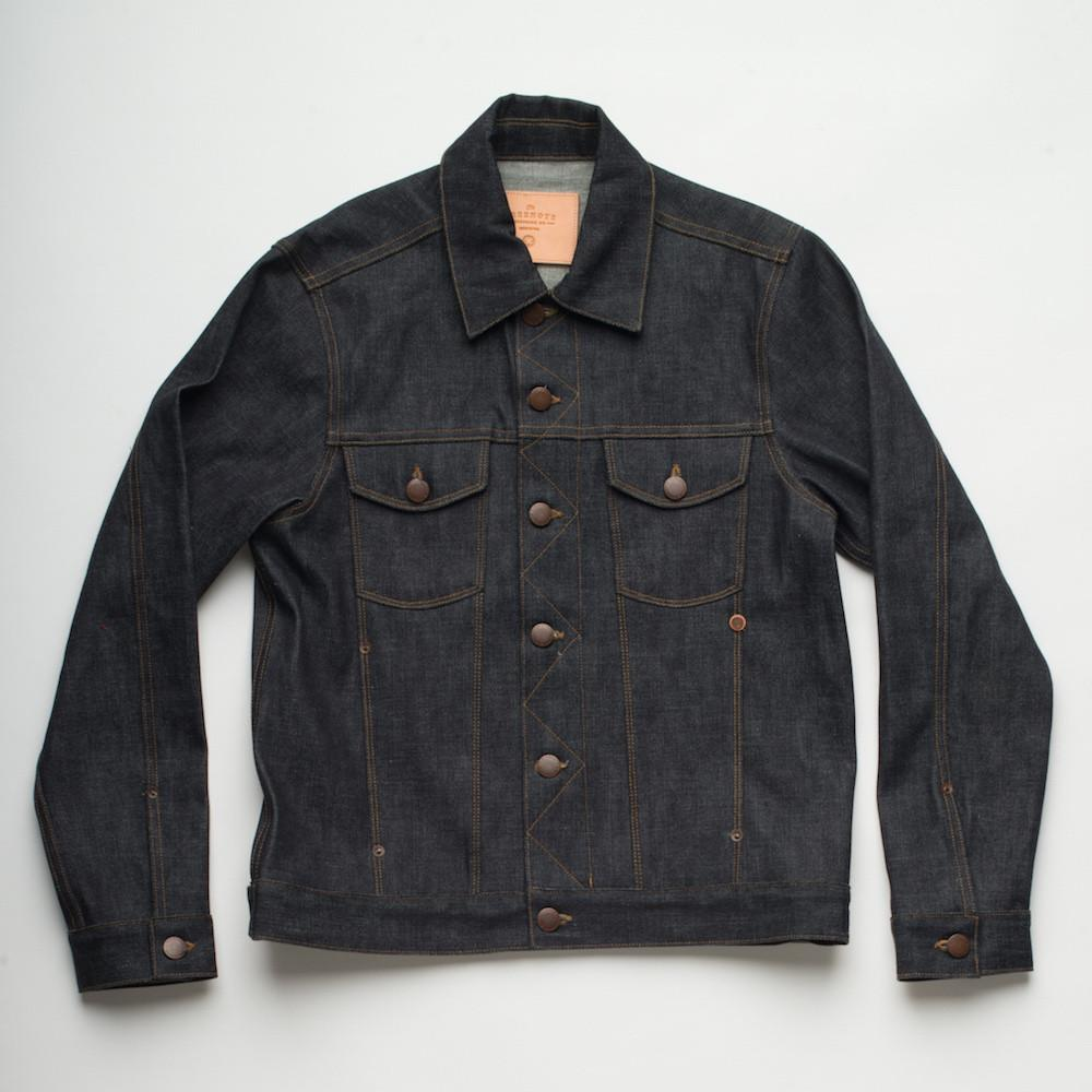 best mens denim jackets - Freenote Classic Denim Jacket