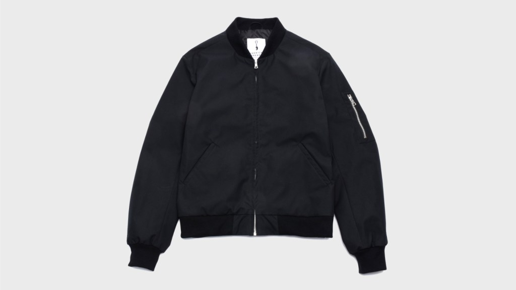 11 Of The Best Men's Black American Trench Bomber Jacket Outfit Ideas