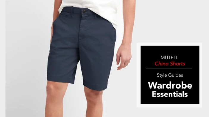 Men's Wardrobe Essentials – Everything You Need To Know About Chino Shorts