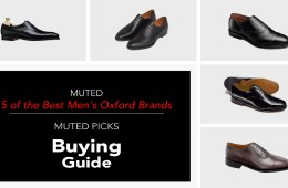 5 best mens oxford dress shoe brands