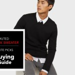 5 best mens v-neck sweaters