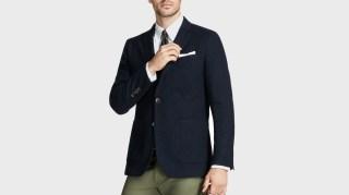 Navy Blazer Men's Wardrobe Essentials