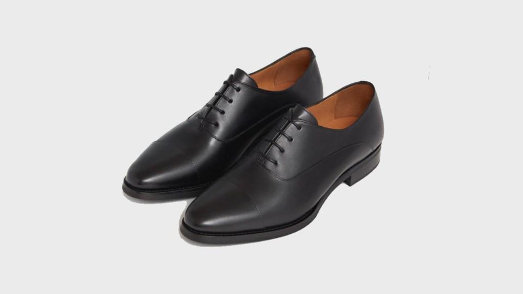best mens dress shoes - Jack Erwin Joe Cap Toe Oxford