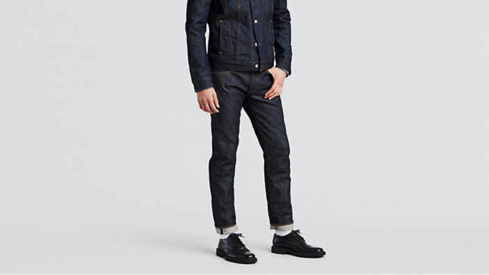 Levi 511 Slim Fit Stretch Men's Fall Fashion Essentials