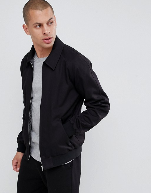 Men's Fall Fashion Essentials Modern Harrington