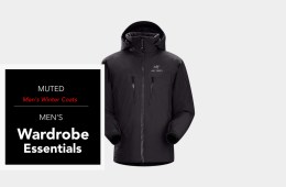 Essentials Men's Winter Coats