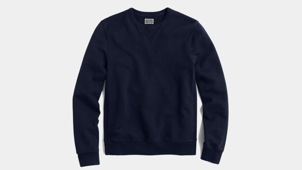 J. Crew Best Men's Sweatshirt
