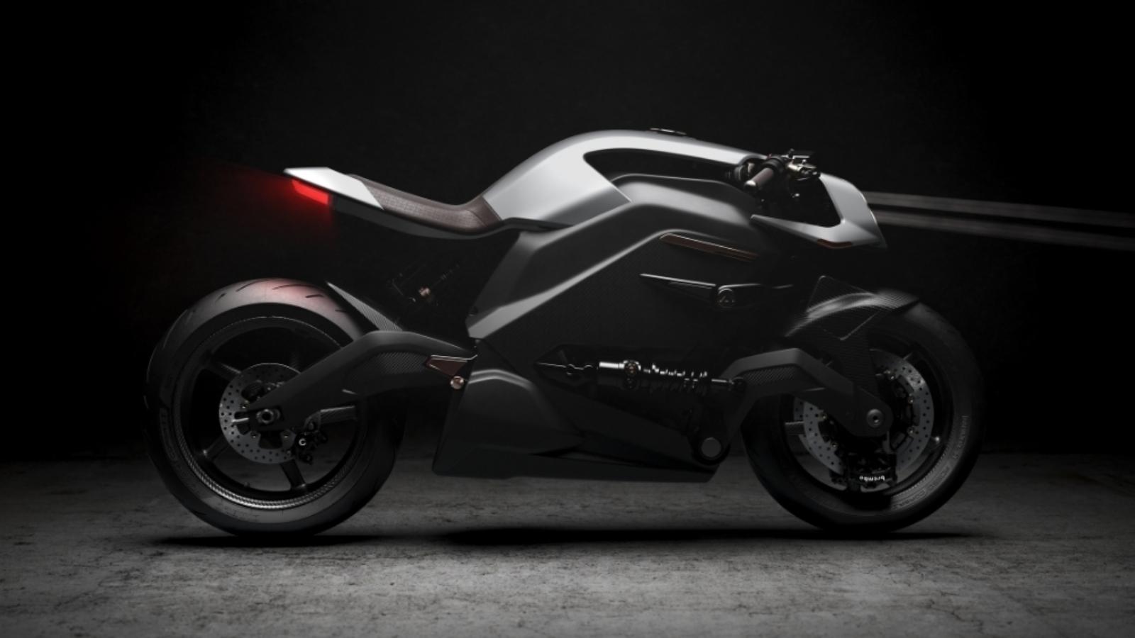 Arc Vector Motorcycle