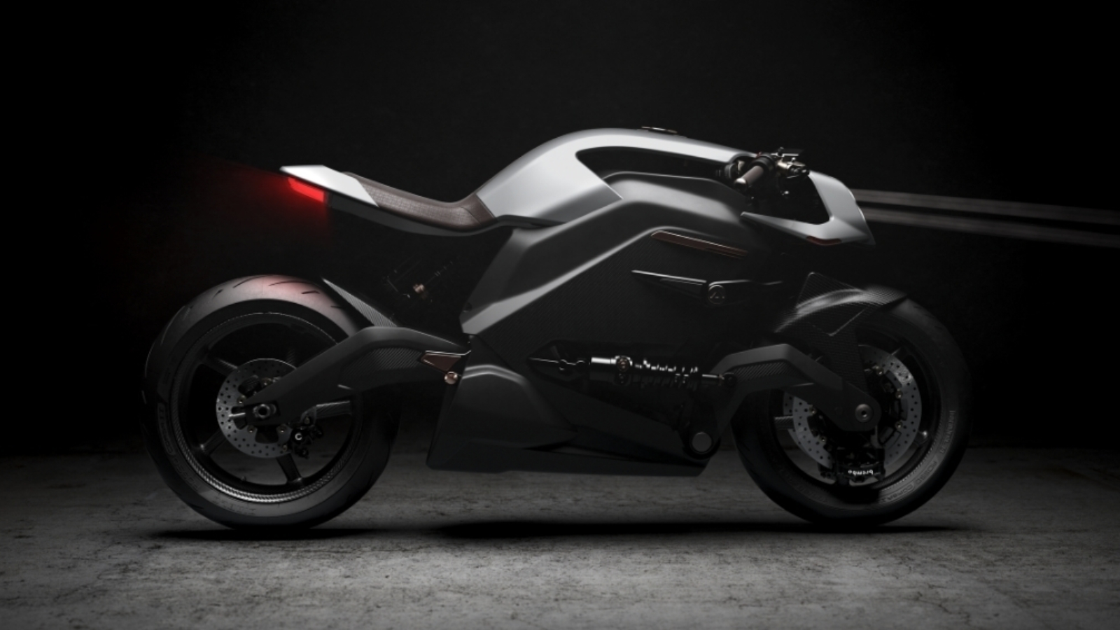 Arc Vector Motorcycle: $117k for The Most Advanced 100% Electric Bike On The Planet
