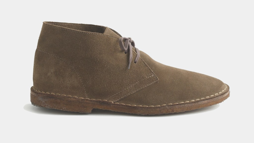 J. Crew Best Men's Chukkas