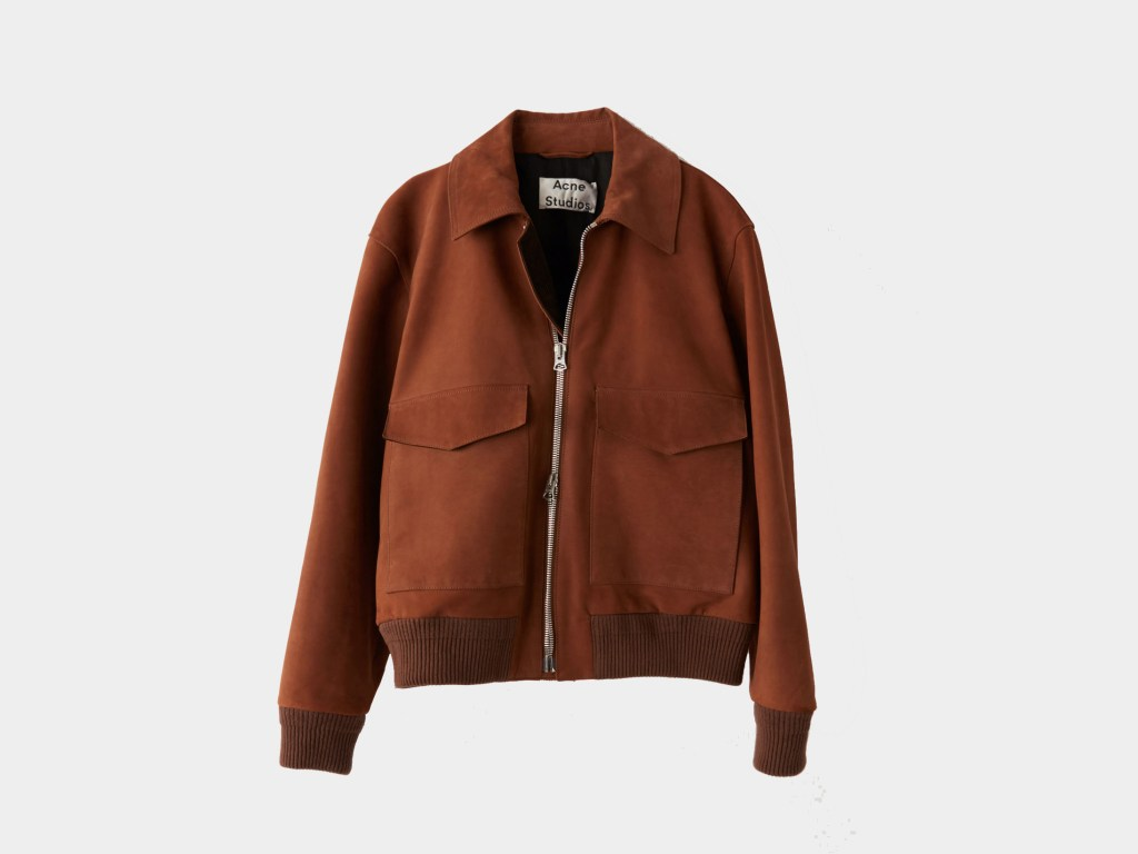 Acne Studios Best Leather Jacket for Men