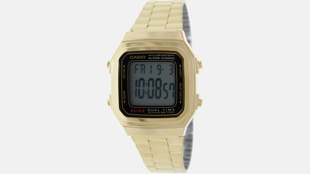 Casio Best Digital Watches for Men