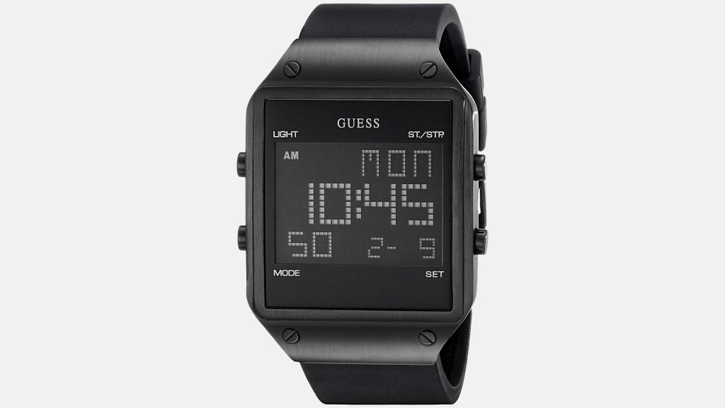 Guess Best Digital Watches for Men
