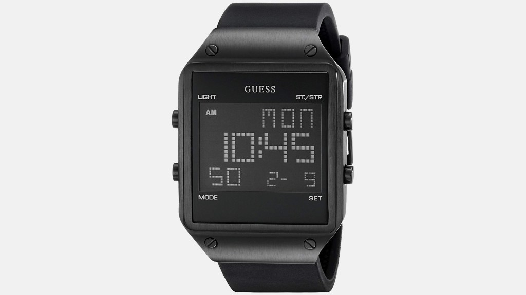Guess Best Digital Watches for Men