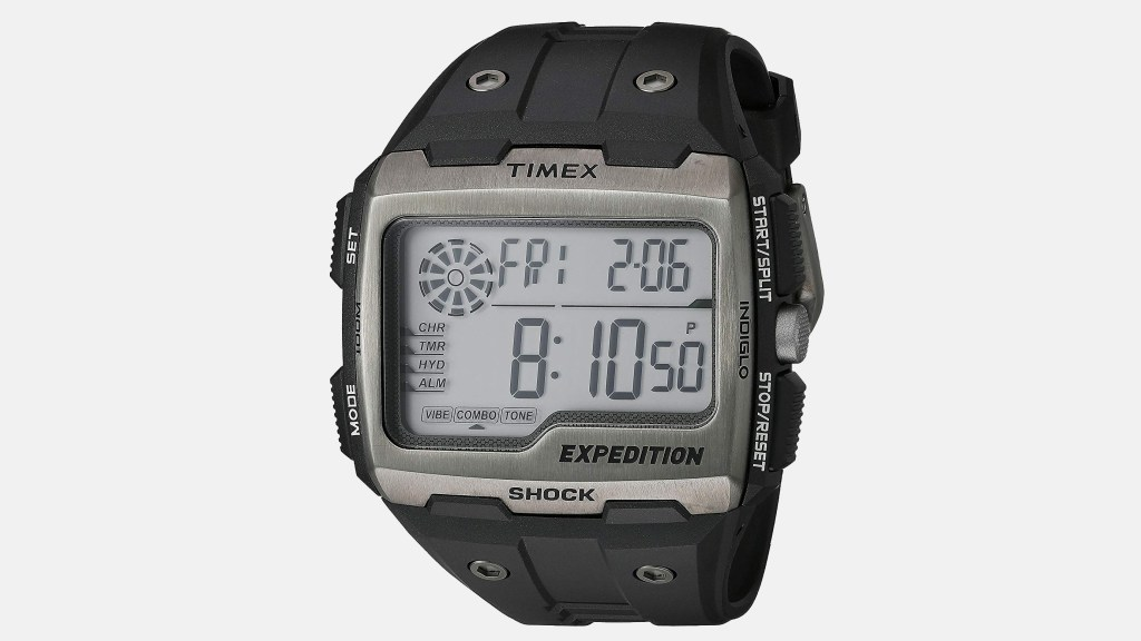 Timex Men's Expedition Best Digital Watches for Men