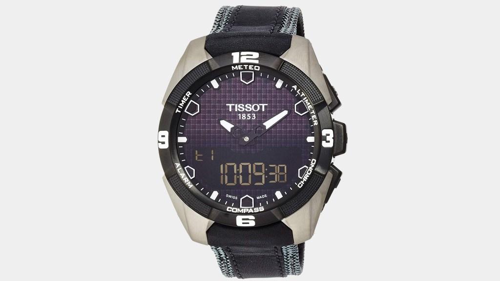 Tissot Best Digital Watches for Men