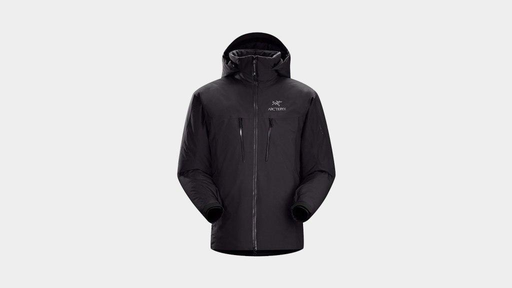 Arcteryx Fission SV Technical Winter Jacket Men's Winter Fashion Essentials