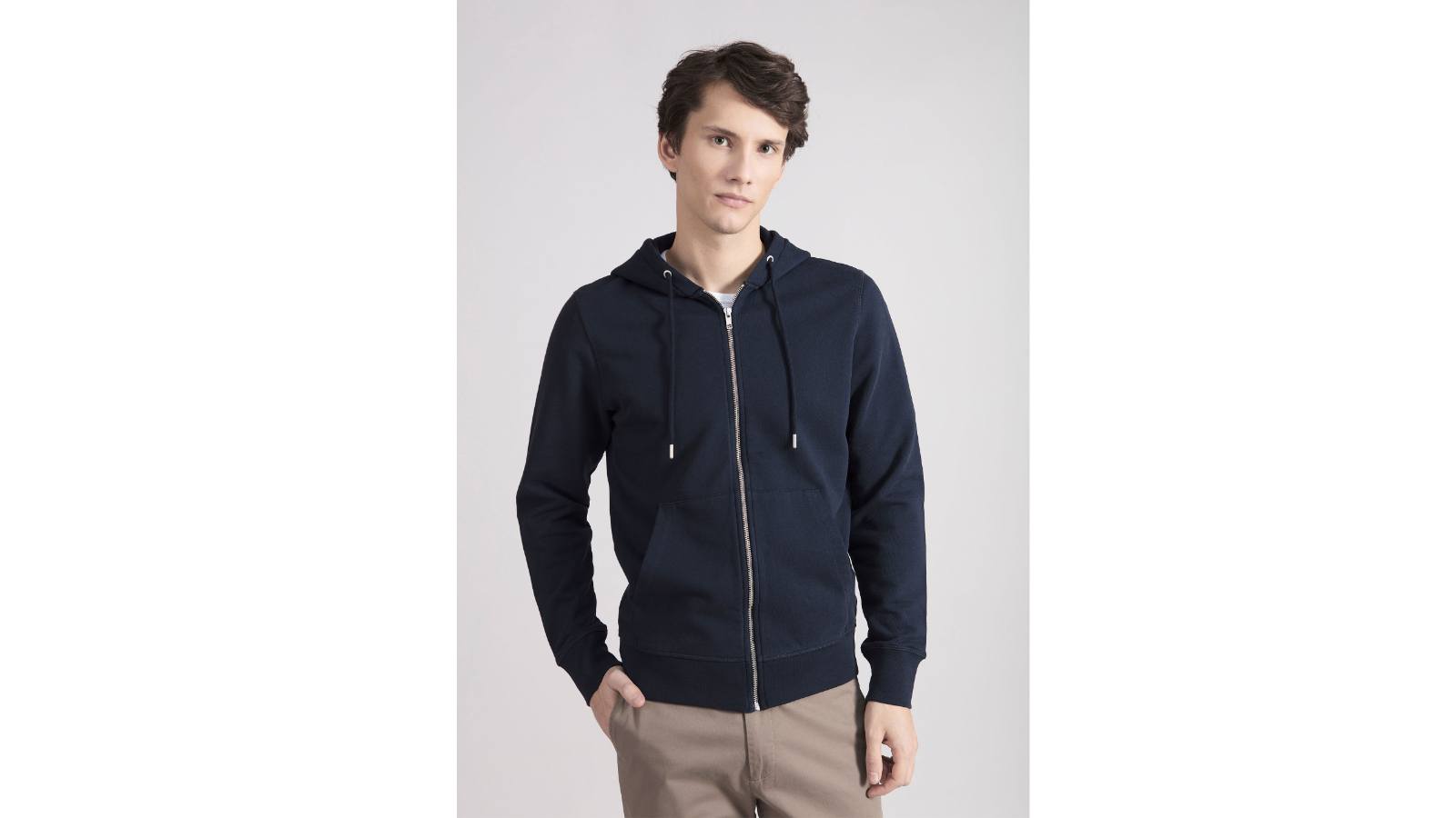 Asket The Zip Hoodie Men's Winter Fashion