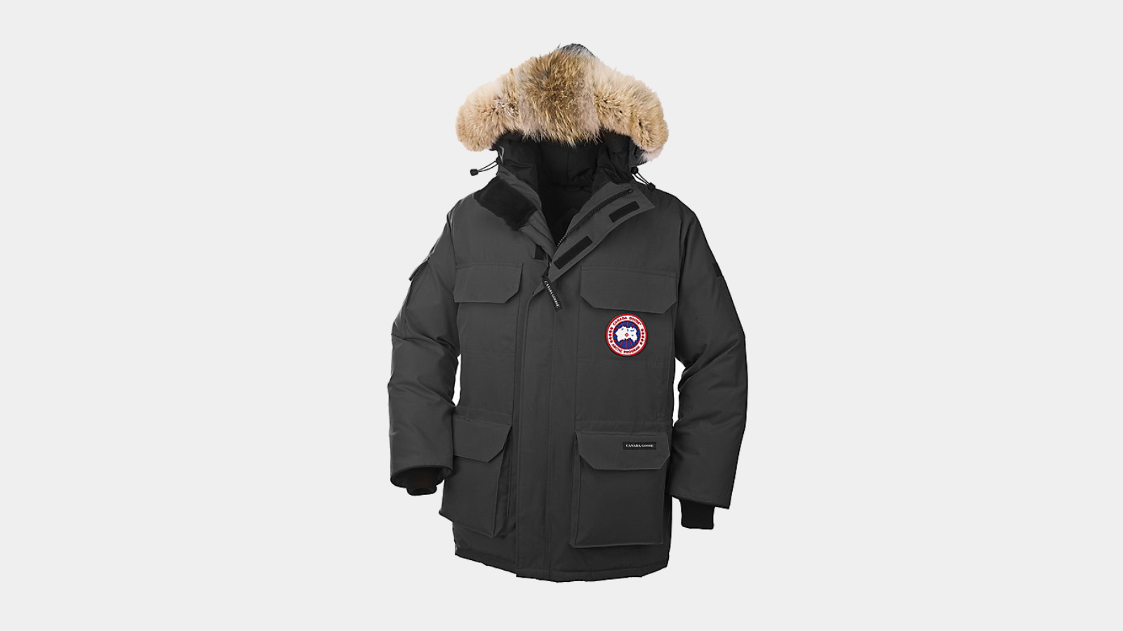 Canada Goose Mens Expedition Parka Men's Winter Fashion