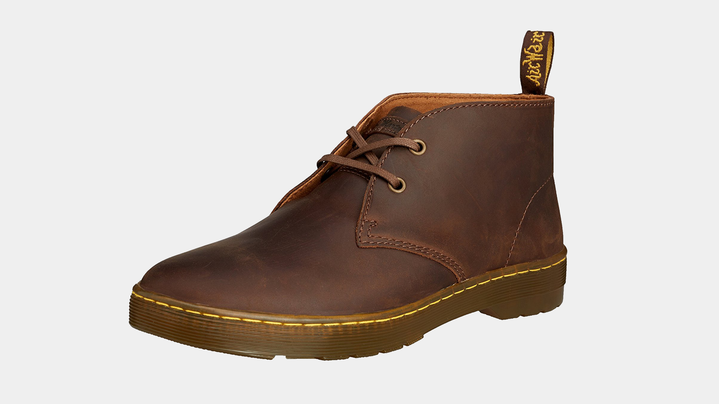 Dr Martens Leather Chukka Men's Winter Fashion