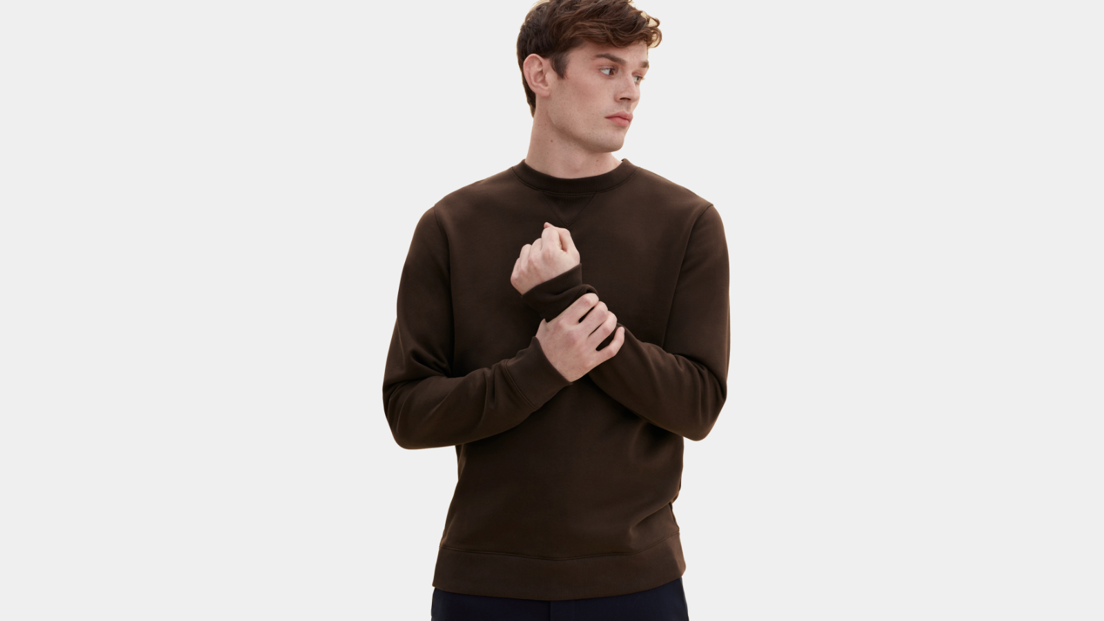 Handvaerk Sweatshirt Men's Winter Fashion
