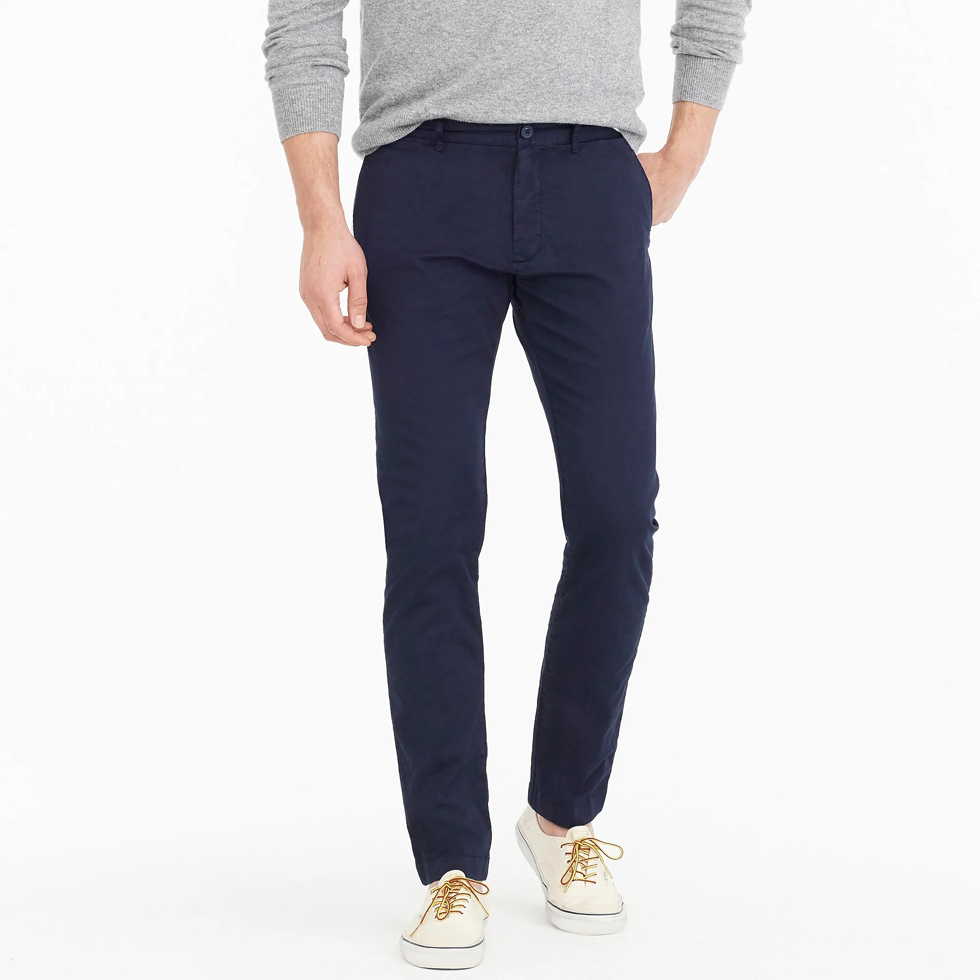 J. Crew 484 Chinos Men's Winter Fashion