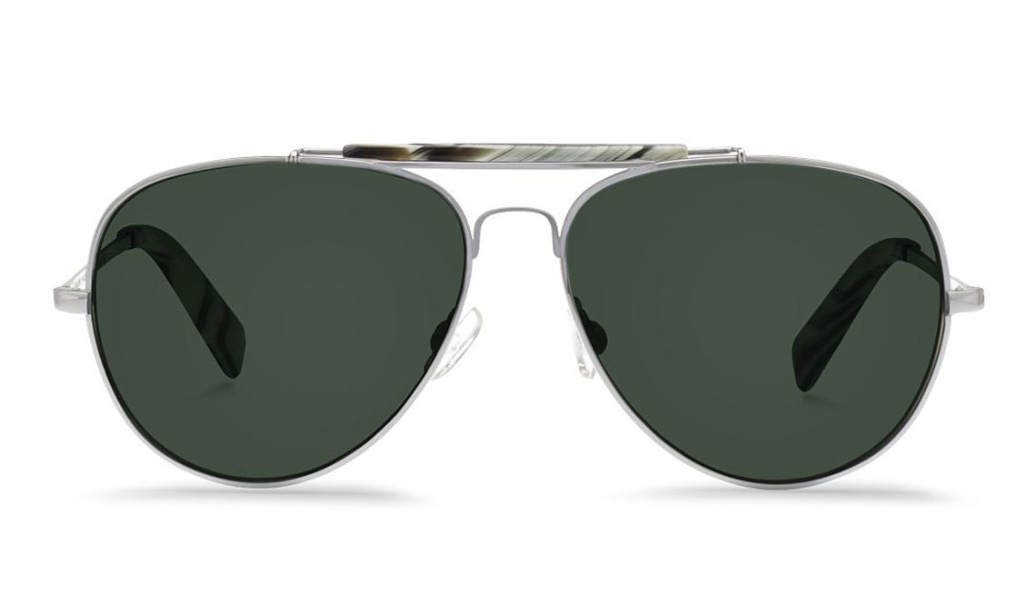 Warby Parker Aviator Sunglasses Men's Winter Fashion