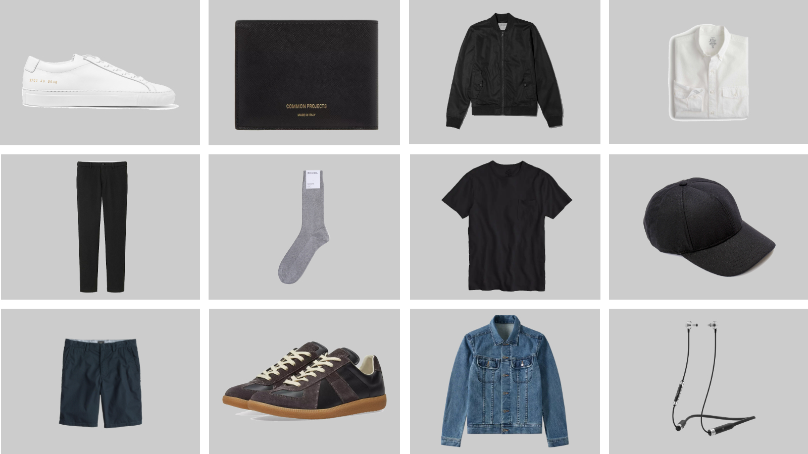 Men's Summer Fashion Essentials: The Ultimate Summer Style Guide of 2020