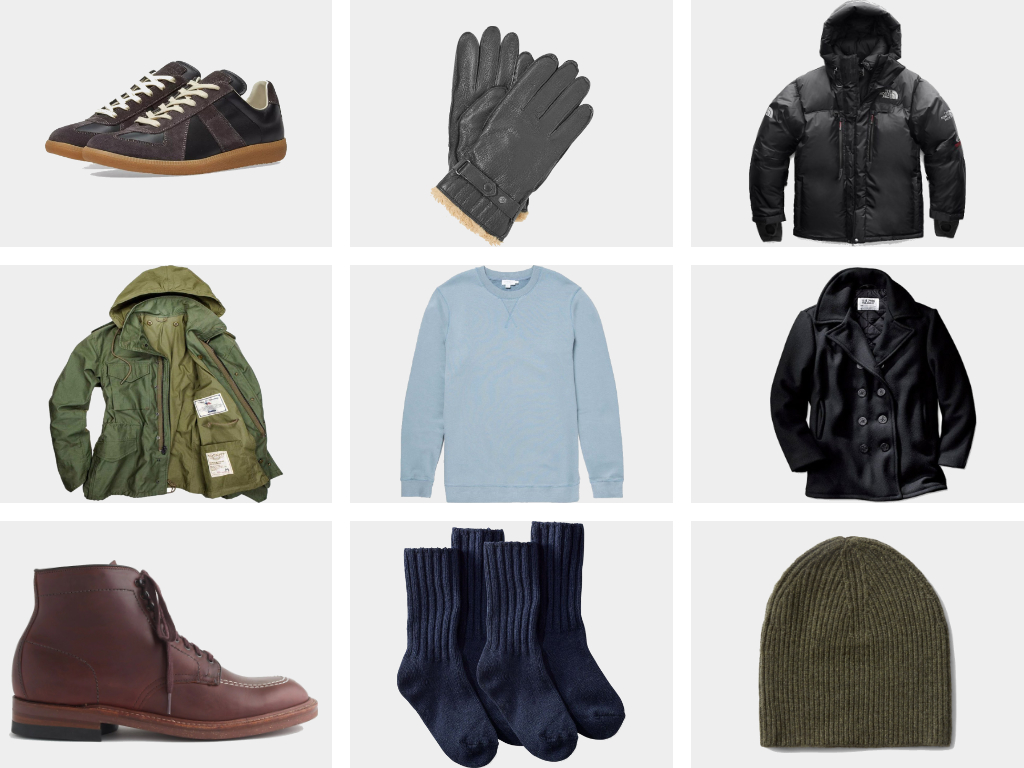 Men's Winter Fashion Essentials: The Ultimate Winter Style Guide For Men