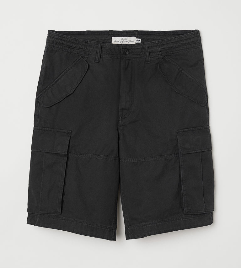 mens chino shorts - Capsule Wardrobe Essential