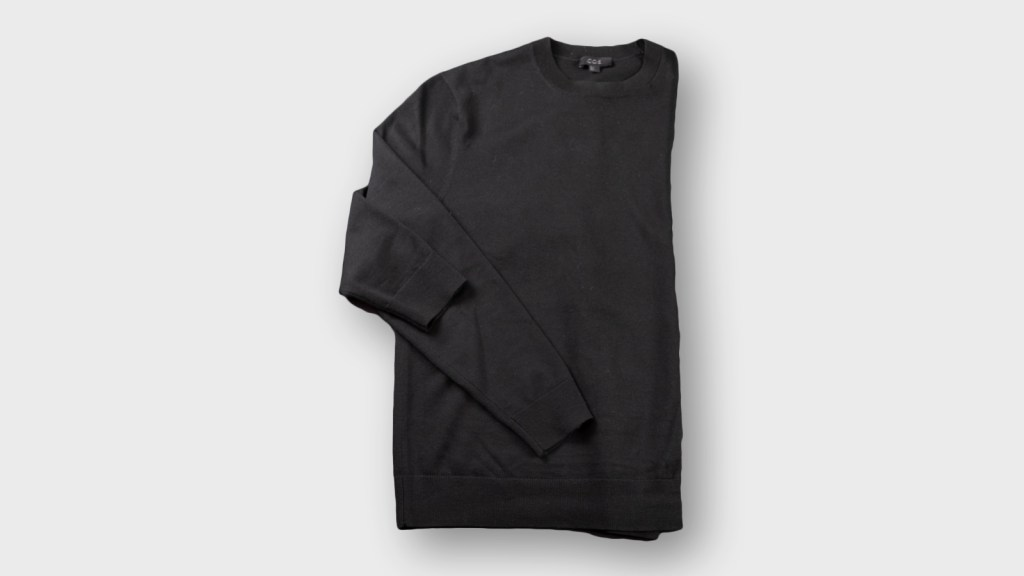Merino Wool Sweater - Capsule Wardrobe Essential