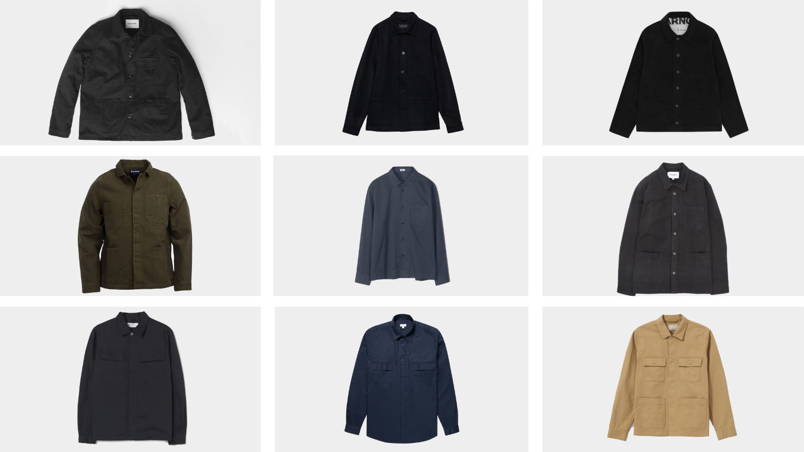 10 Best Overshirts for Men and How to Wear this Perfect Layering Piece