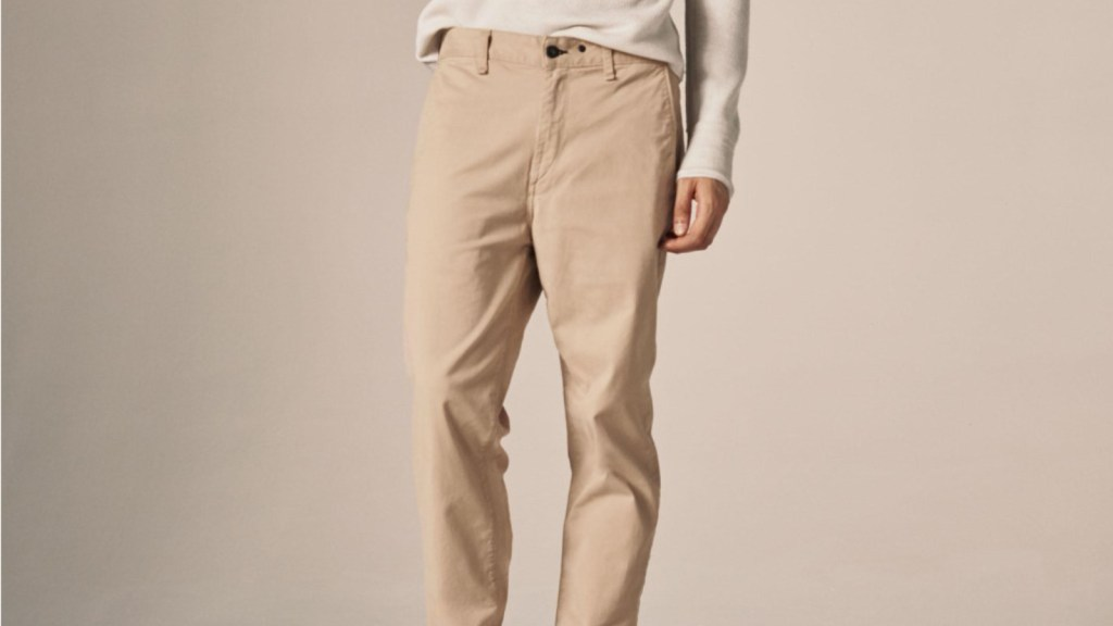 Chino Pant: Men's Spring Fashion