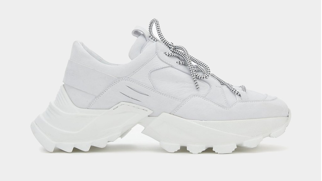 Soho Grit The Brewer Off-White Casual Sneakers for Men