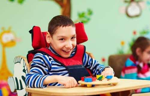Penyebab Cerebral Palsy dan Gejala Yang Di Timbulkan