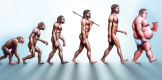 Beslenme alışkanlıkları ve Evrim