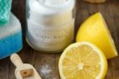 8 Doğal Temizlik Malzemesi