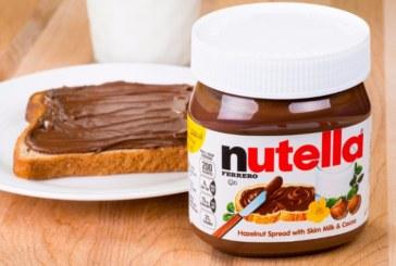 Palmiye yağı içeren Nutella, İtalya'da raflardan kaldırılıyor
