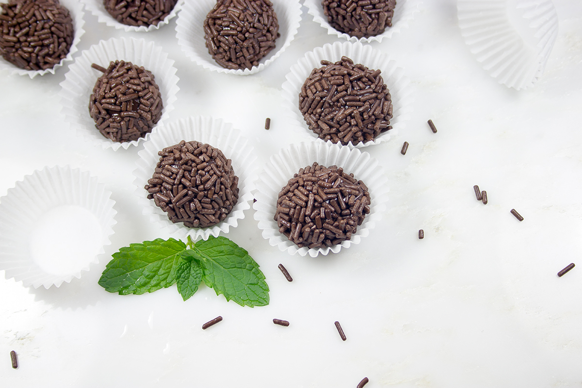 Say it with me...Brigadeiro
