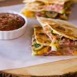 Gourmet Quesadillas