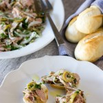 Lori's Pork Tenderloin Salad