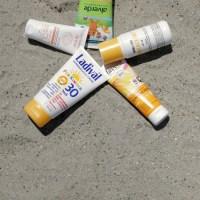 Mineralische Sonnencreme im Alltags-Check