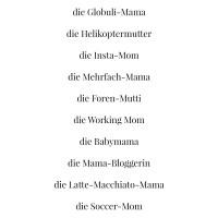 1 Thema // 10 Mütter, Folge 1: Schnupfen