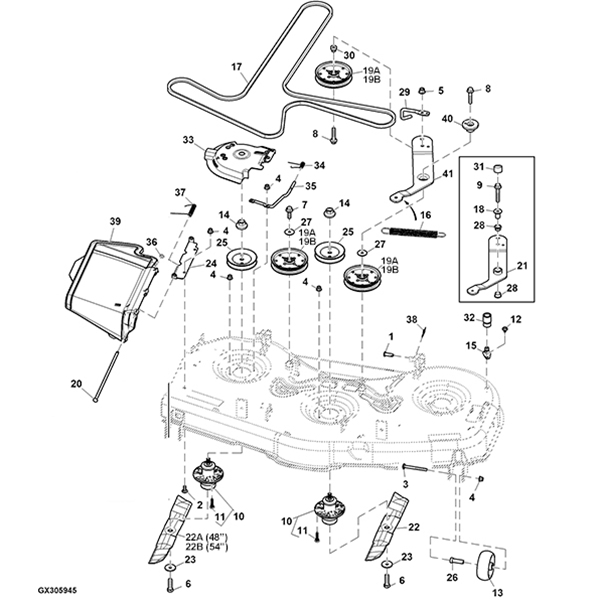 Ariens Snowblower Parts Diagram